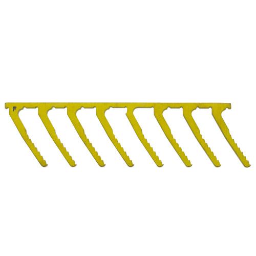 TTA Fork 8 Prong- Titanium