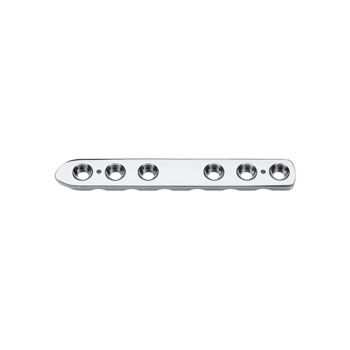 2.7mm Lengthening Plate, DT Locking, Low Contact-6 Hole, Short