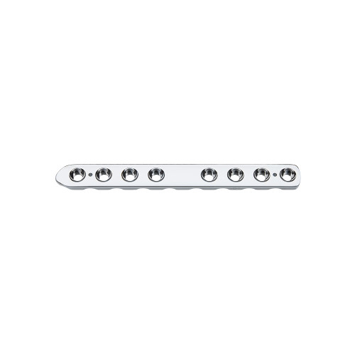 2.7mm Lengthening Plate, DT Locking, Low Contact-8 Hole, Short