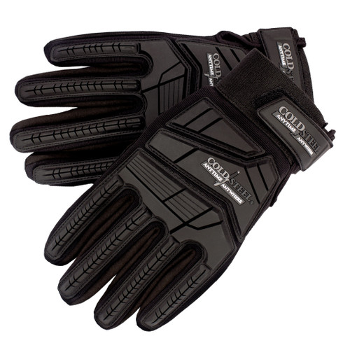 COLD STEEL TACTICAL GLOVE BLACK LARGE