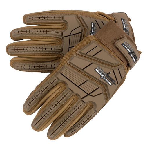 COLD STEEL TACTICAL GLOVE COYOTE TAN MEDIUM