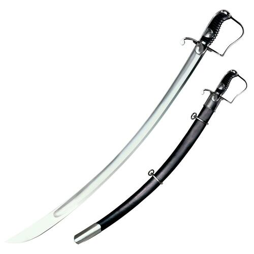 1796 LIGHT CAVALRY SABER (LEATHER SCABBARD)
