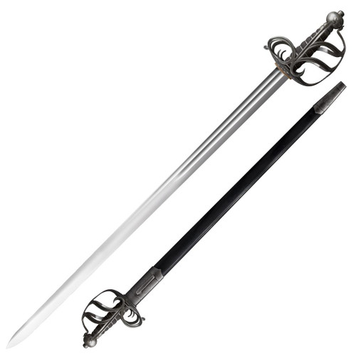 ENGLISH BACK SWORD