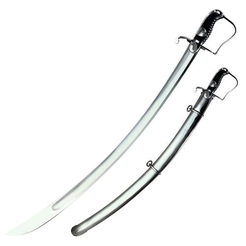 1796 LIGHT CAVALRY SABER (STEEL SCABBARD)