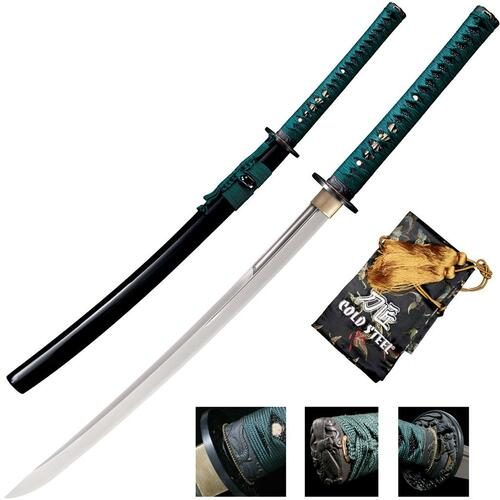 DRAGON FLY WAKAZAHI W/KATANA HANDLE