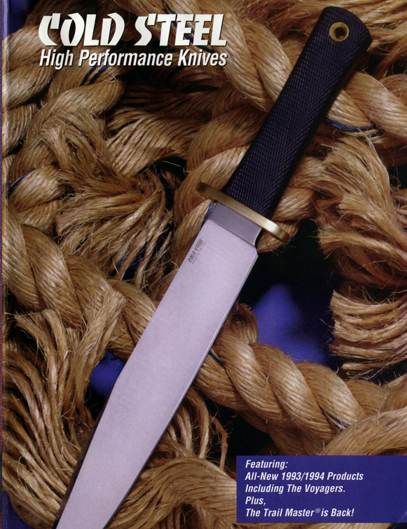 Cold Steel 1993-1994 Catalog
