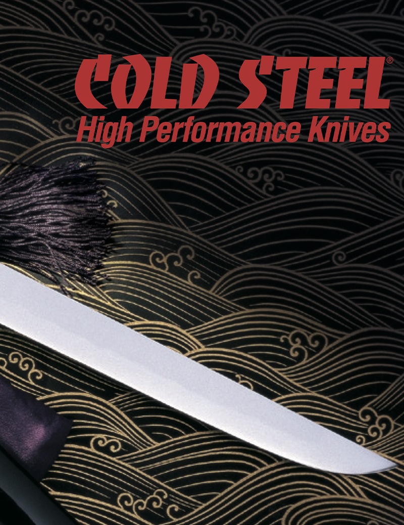 Cold Steel 1998 Catalog