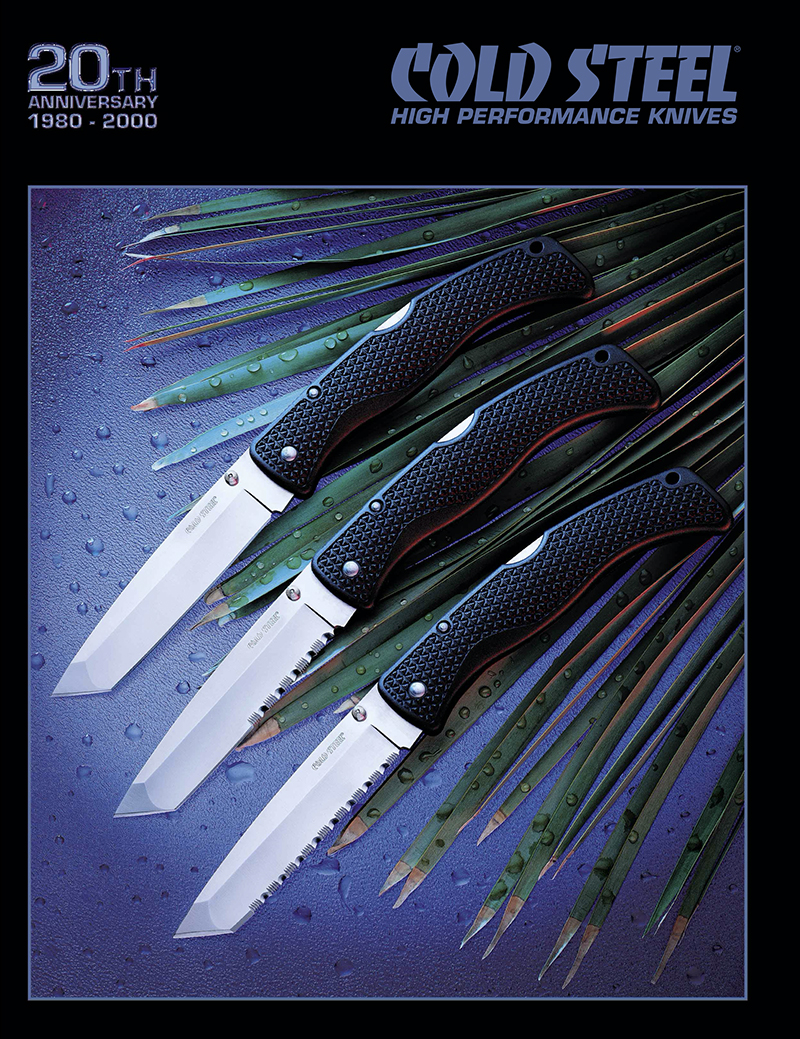 Cold Steel 2000 Catalog