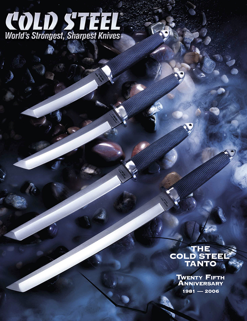 Cold Steel 2006 Catalog