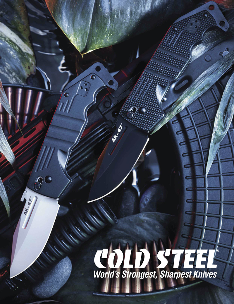 Cold Steel 2008 Catalog