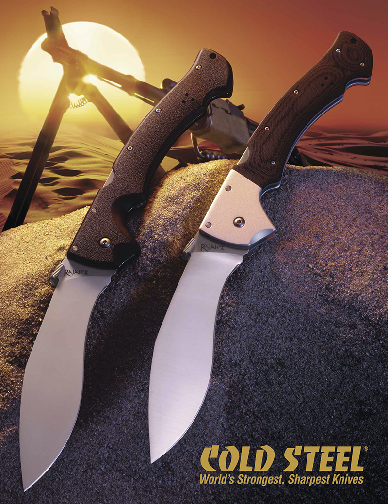 Cold Steel 2009 Catalog