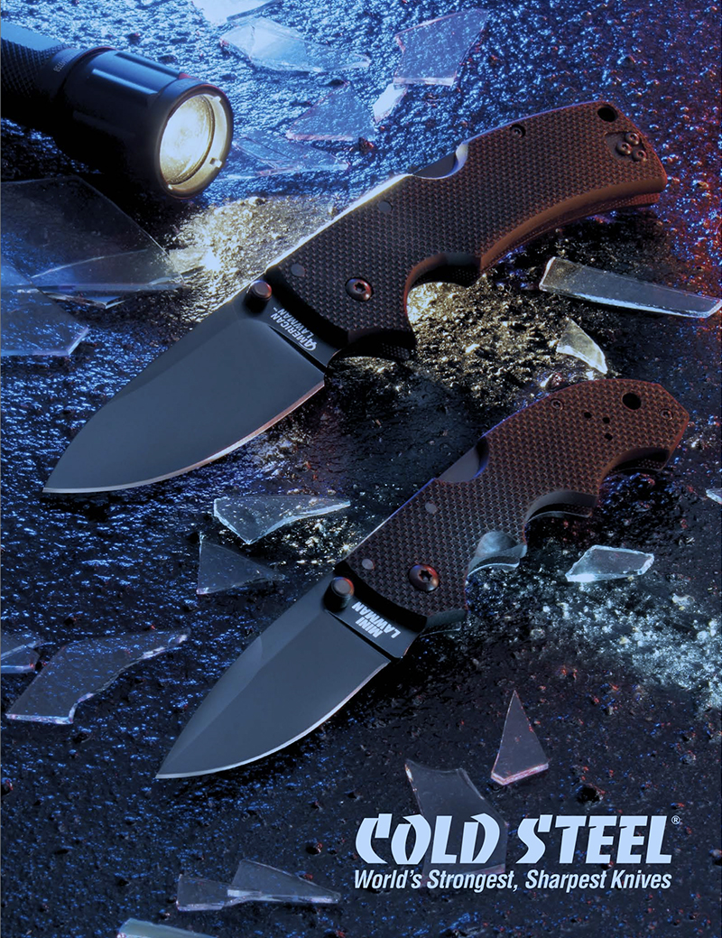 Cold Steel 2010 Catalog
