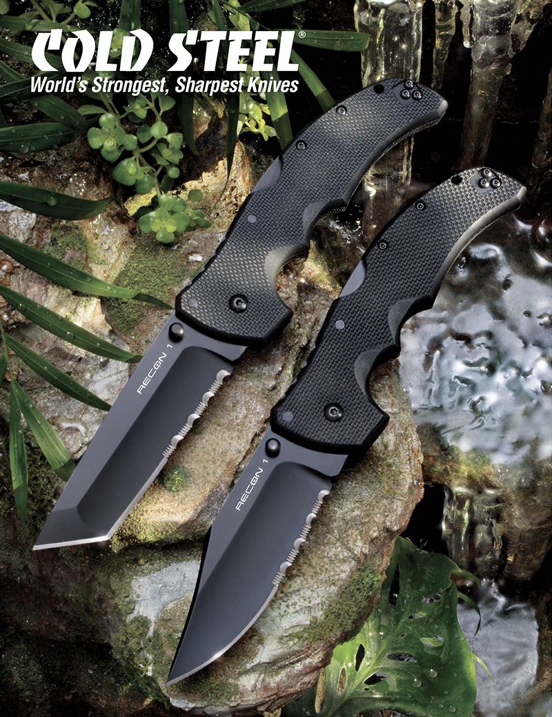 Cold Steel 2011 Catalog