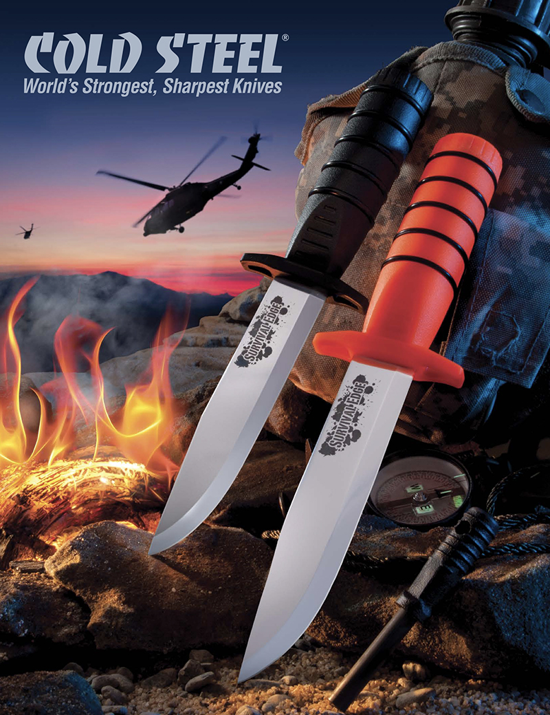 Cold Steel 2013 Catalog