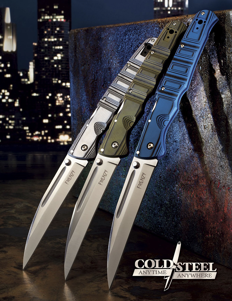 Cold Steel 2017 Catalog