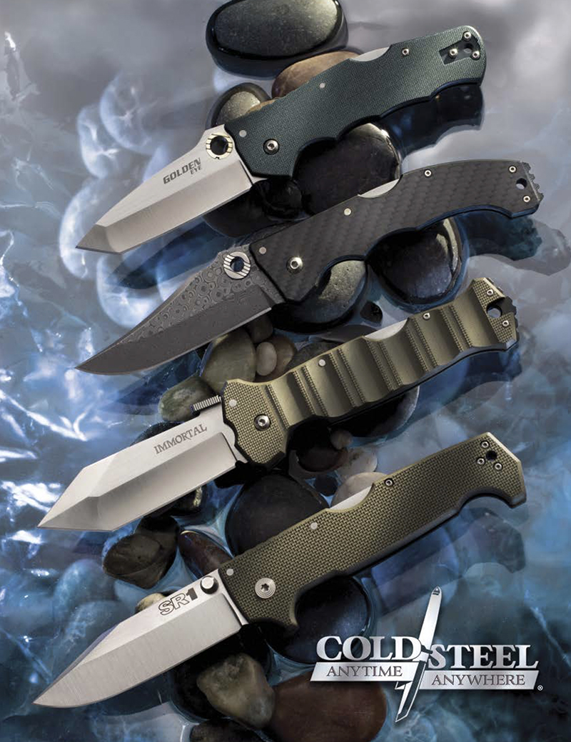 Cold Steel 2018 Catalog
