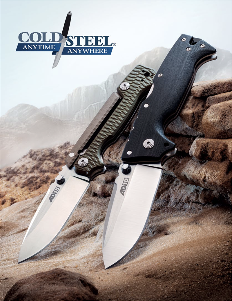 Cold Steel 2019 Catalog