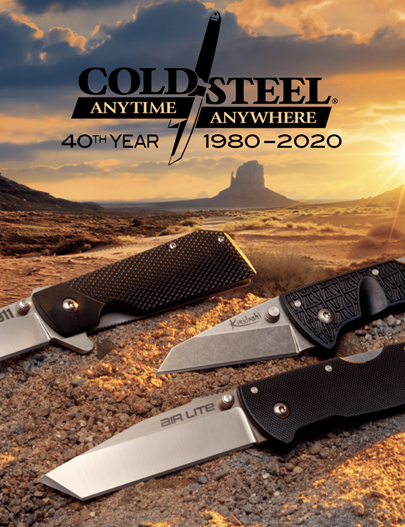 Cold Steel 2020 Catalog