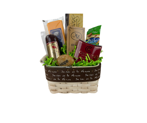 Spring Basket of Goodies