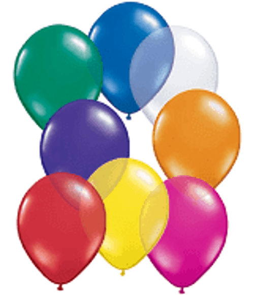Latex Balloons 11 inch