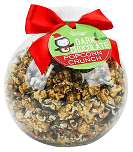 Popcorn Ornament-Chocolate Cookie Crunch Holiday Mix