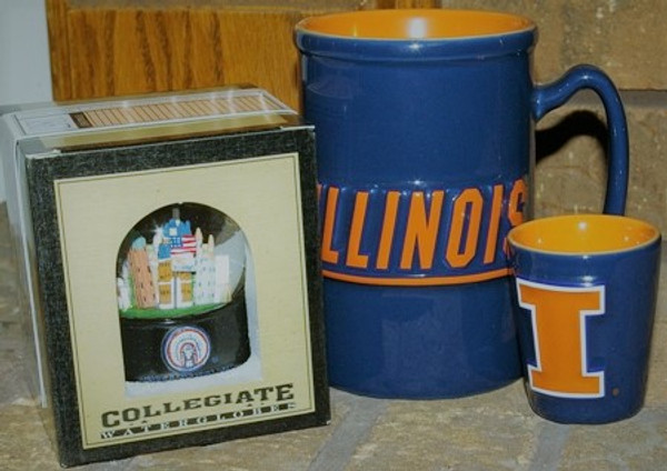 Fighting Illini Sport Basket