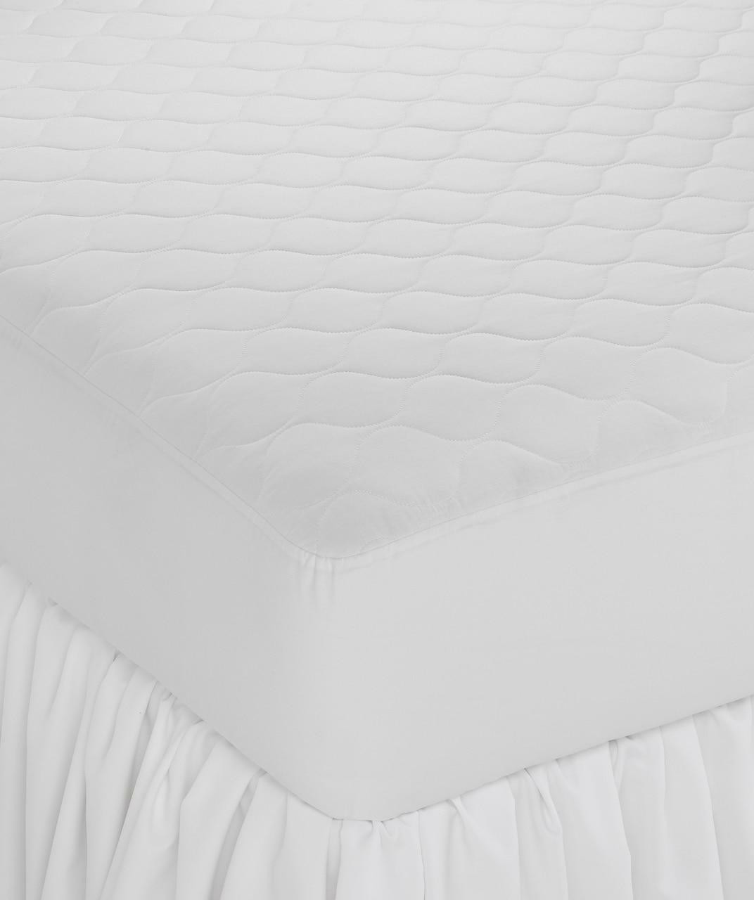 Martex Wovens by WestPoint Hospitality Westpoint or Martex Basics Choice or Woven Fitted Mattress Pad or Pack Of 6