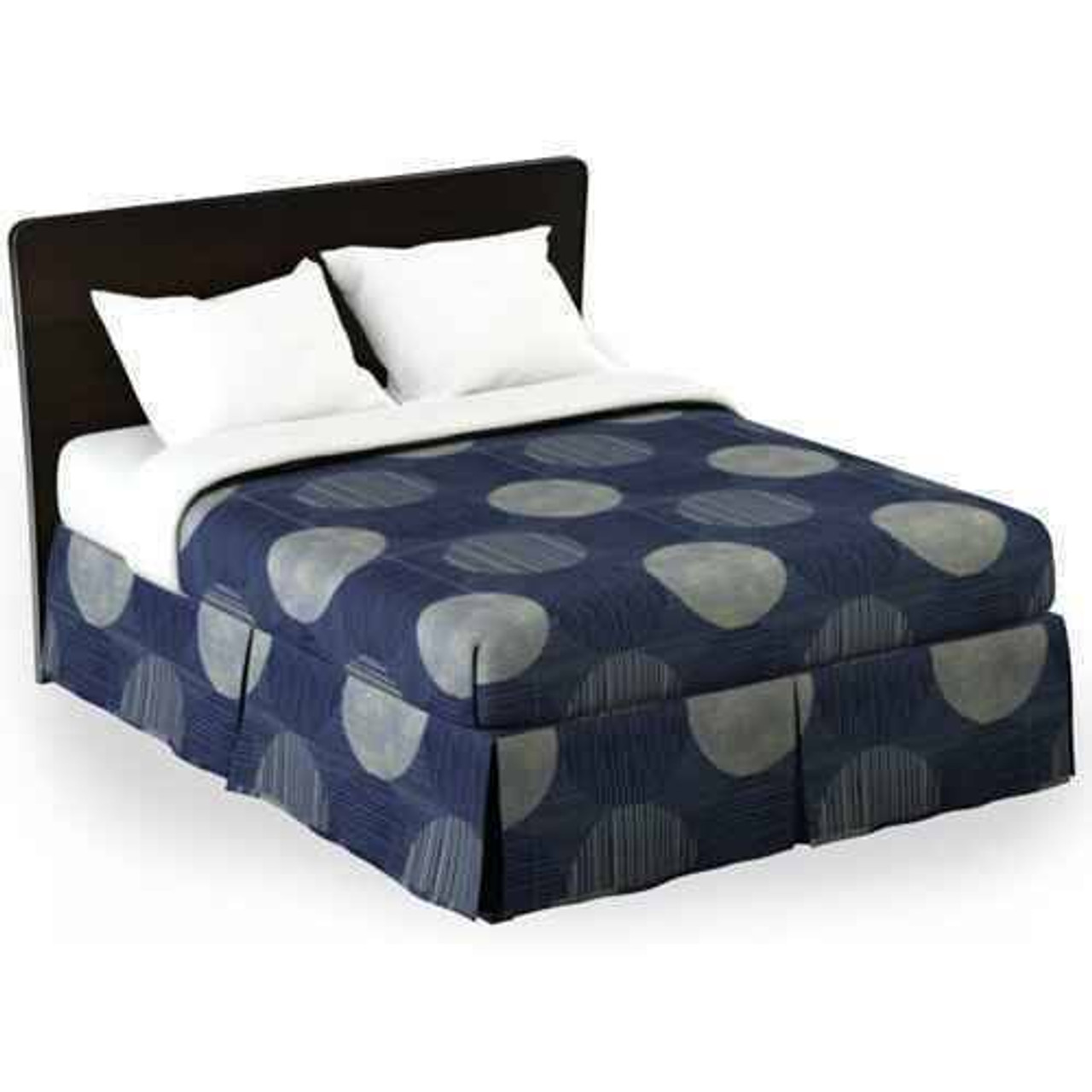 WestPoint/Martex Westpoint or Martex Rx or Bed Skirt or Circles and Stripes Sapphire or Pack Of 12