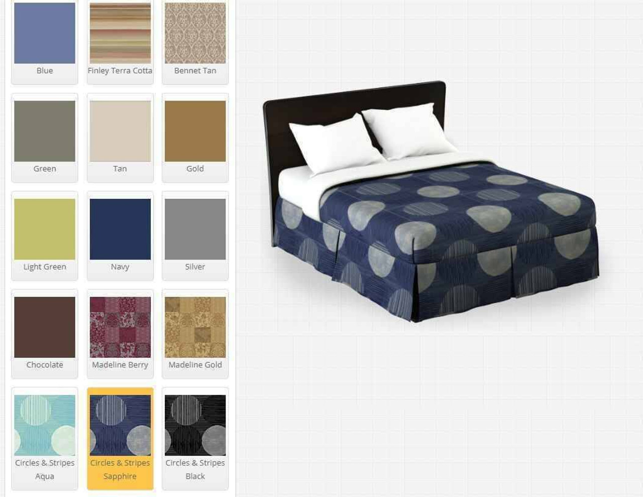 Martex RX Bedding by Westpoint Hospitality Martex Rx Bedding or Bed Skirt - All Styles
