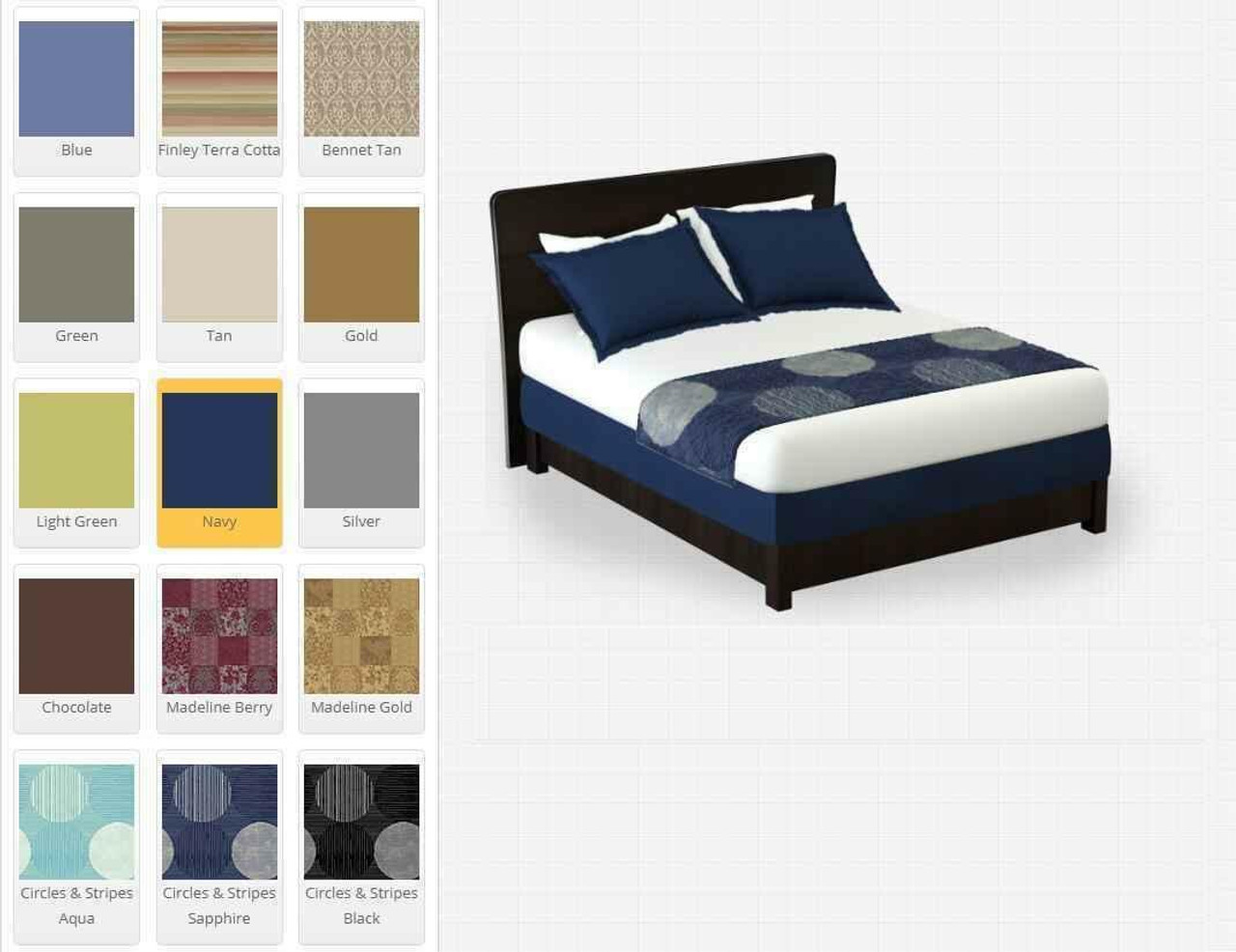 Martex RX Bedding by Westpoint Hospitality Martex Rx Bedding or Box Spring Cover - All Styles