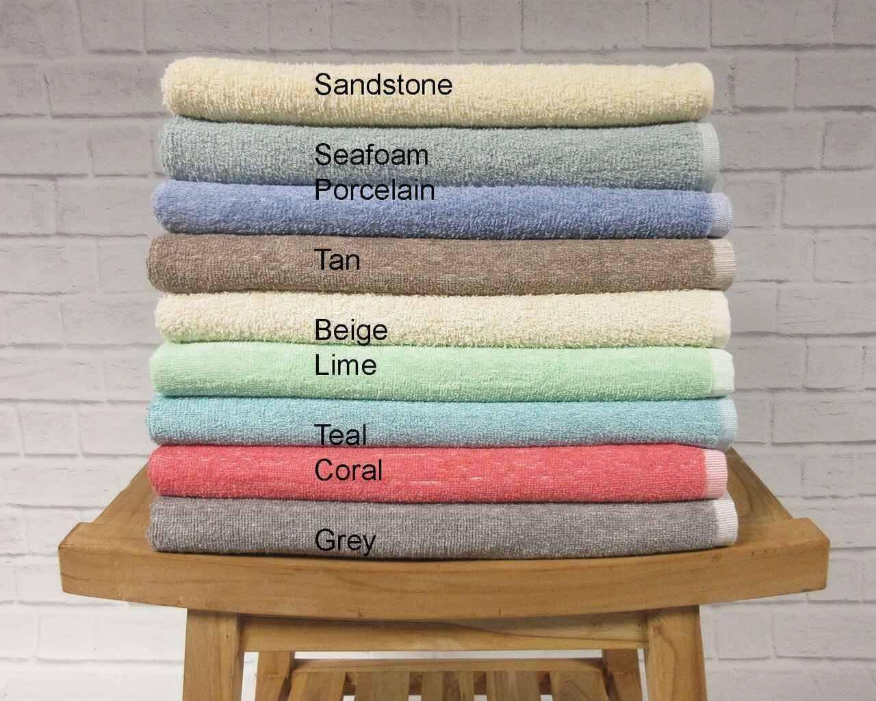 1888 Mills 1888 Mills Bath Sheets or Fibertone Classic Solid Pool Towel