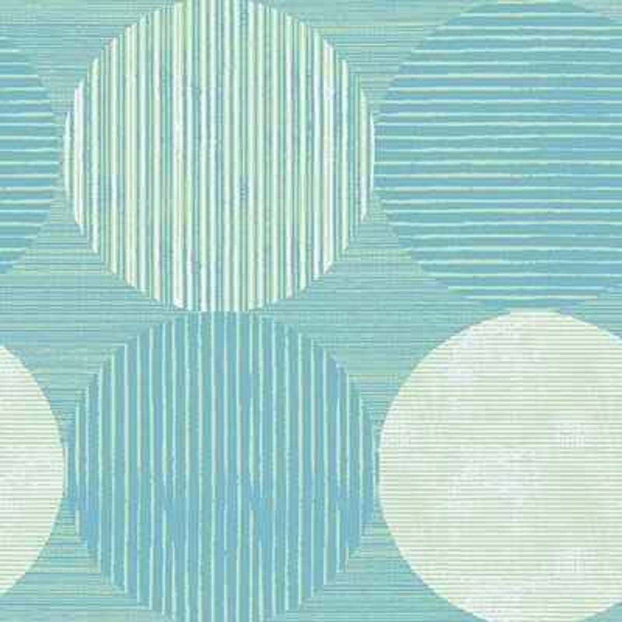 WestPoint/Martex Martex Rx or Comforter or Circles and Stripes or Aqua