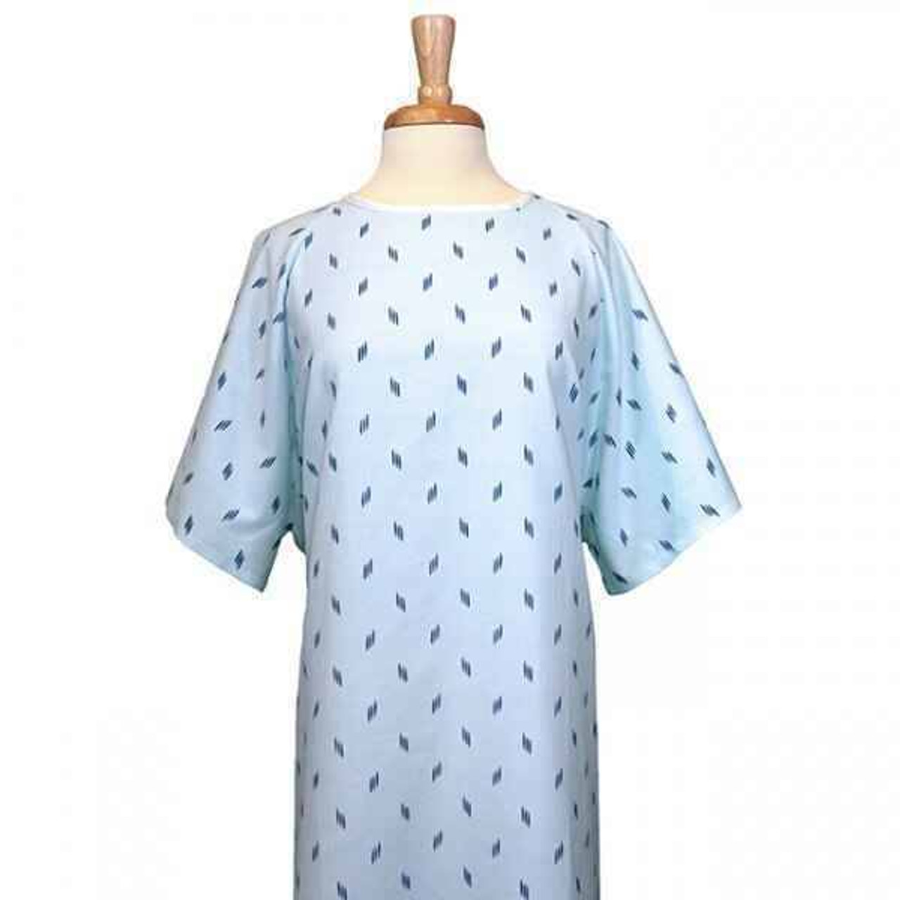 Patient Gown or Ambassador Overlap or Blue Pinstripes or 59 sweep or 1 DZ