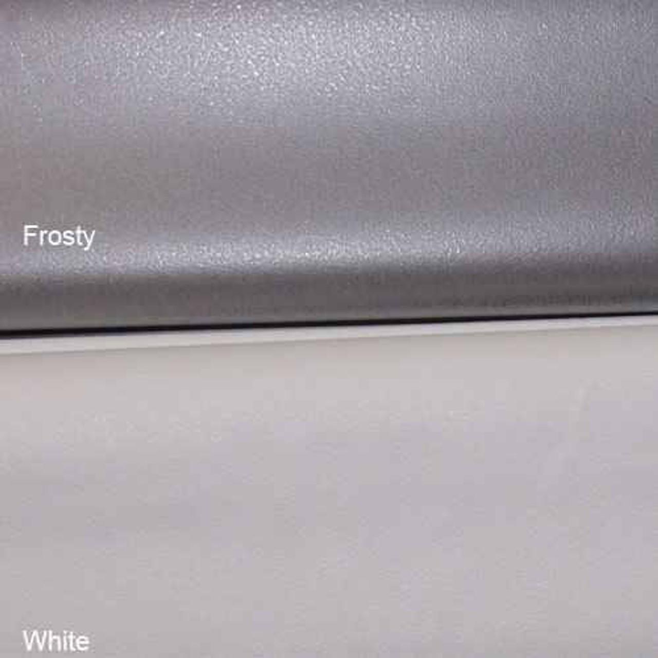 Kartri Kartrior 10 Gauge San Suede Executive Flame Retardantor Vinyl Shower Curtain w/ Metal Grommets pack of 12