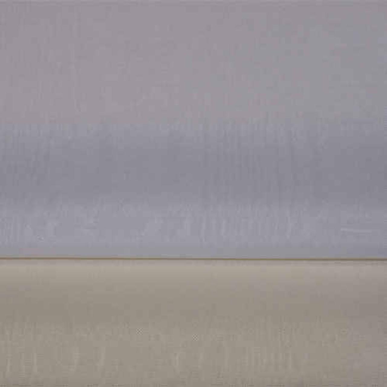 Kartri KARTRIor MOIRE EZY-HANGor POLYESTER SHOWER CURTAIN 72X74 WHITE OR BEIGE PACK OF 12