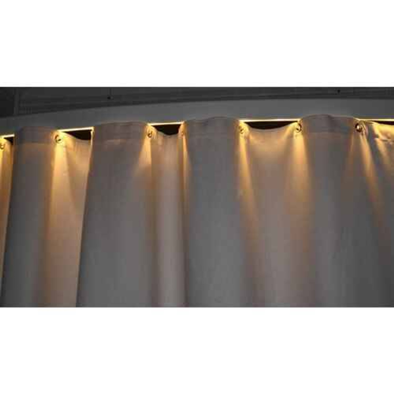 Kartri KARTRIor ULTIMATEor LIGHTED SHOWER BAR 60 WIDE BOWS 5 WHITE OR BEIGE PACK OF 12