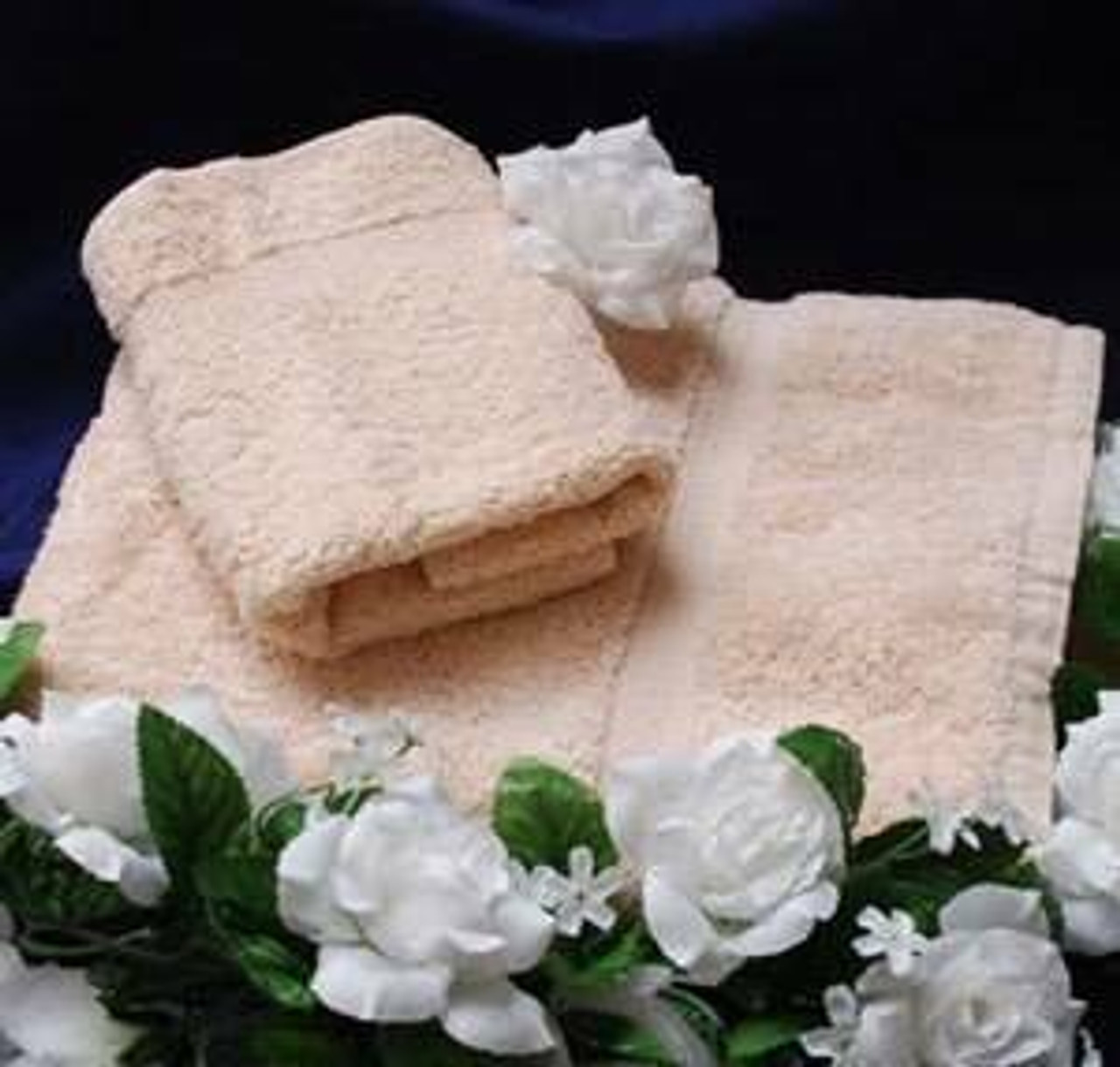 THOMASTON MILLS Royal Suite Dobby Towels by Thomaston Mills