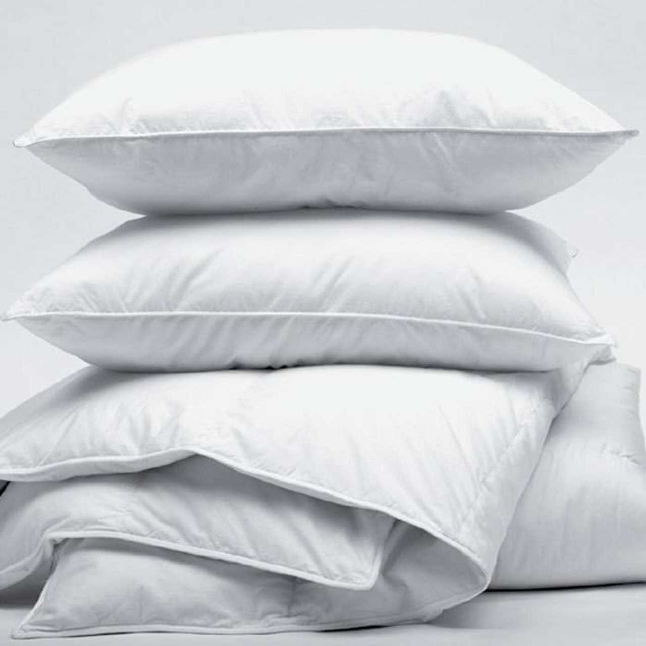 Ganesh Mills or Oxford Super Blend Ganesh Mills or Oxford Gold or Pillow w/ Synthetic Down or Pack of 8-12
