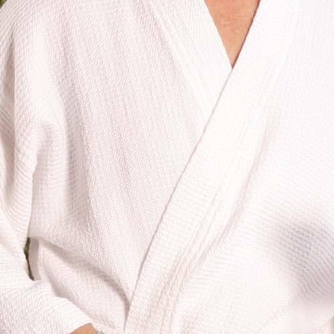 Ganesh Mills or Oxford Super Blend Ganesh Mills or Kimono Waffle Weave Bathrobe Ringspun or Pack of 12
