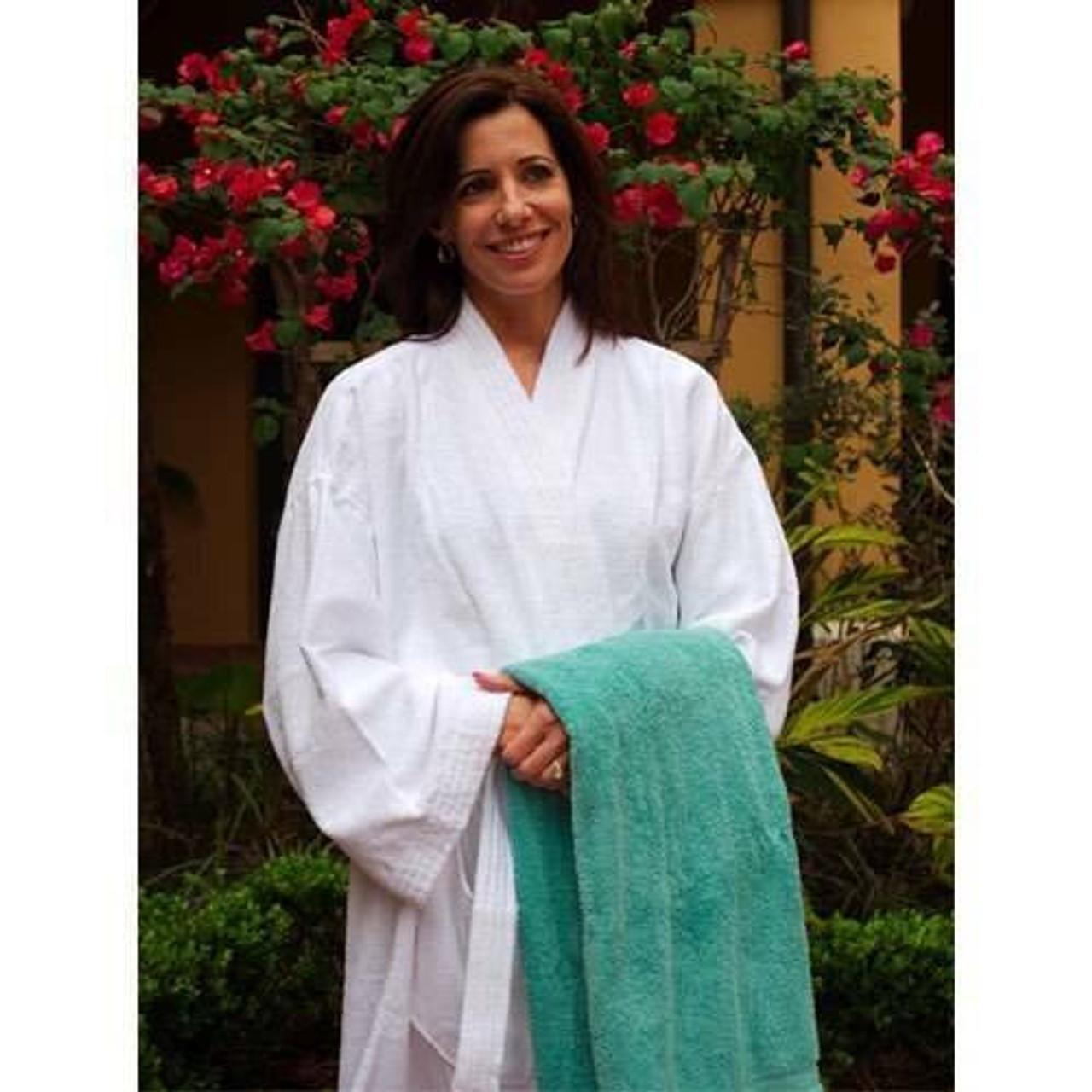 Ganesh Mills or Oxford Super Blend Ganesh Mills or Kimono Terry Bathrobe or Pack of 12