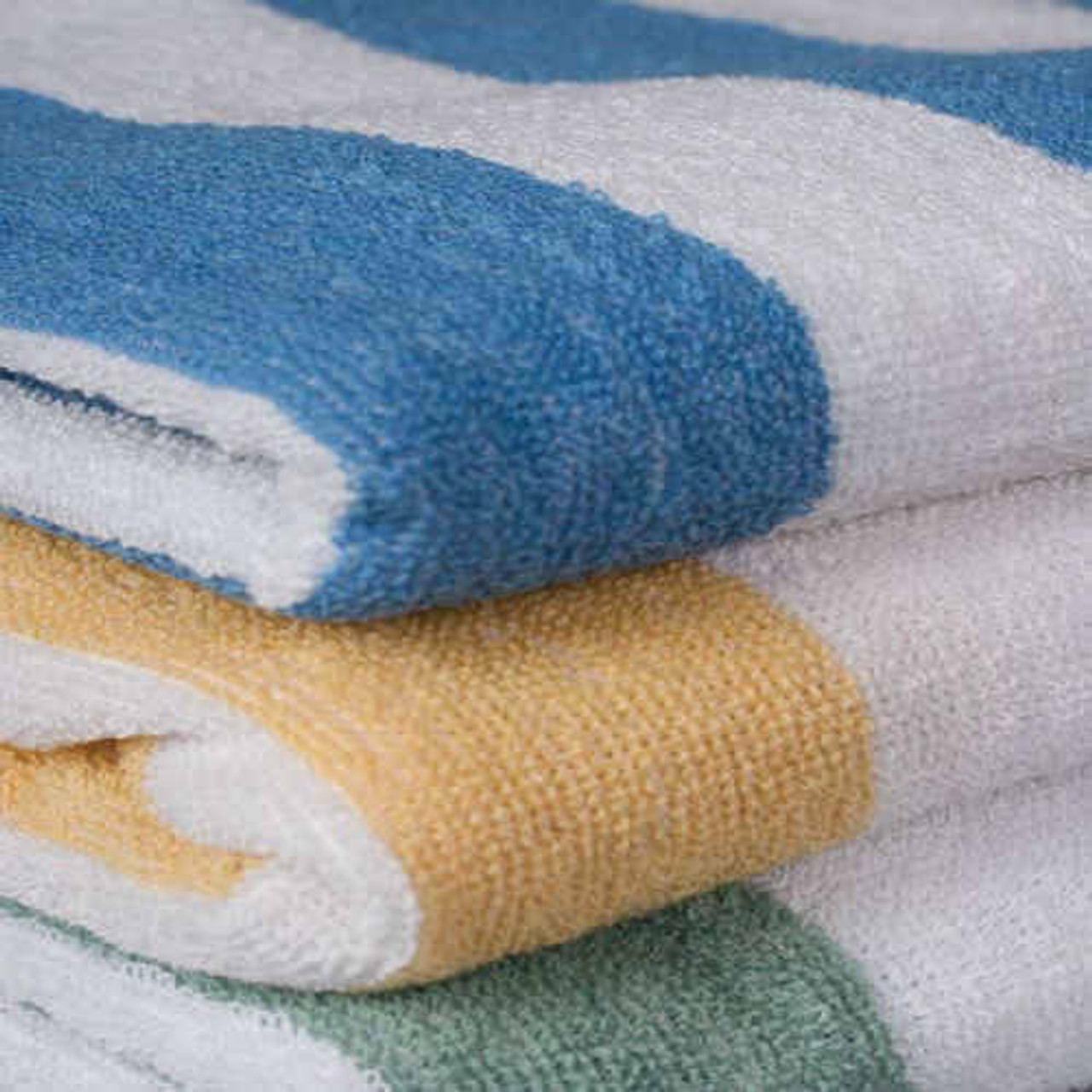 Ganesh Mills or Oxford Super Blend Ganesh Mills or Oxford Cabana Stripe Pool Towels or Pack of 2-3 DZ