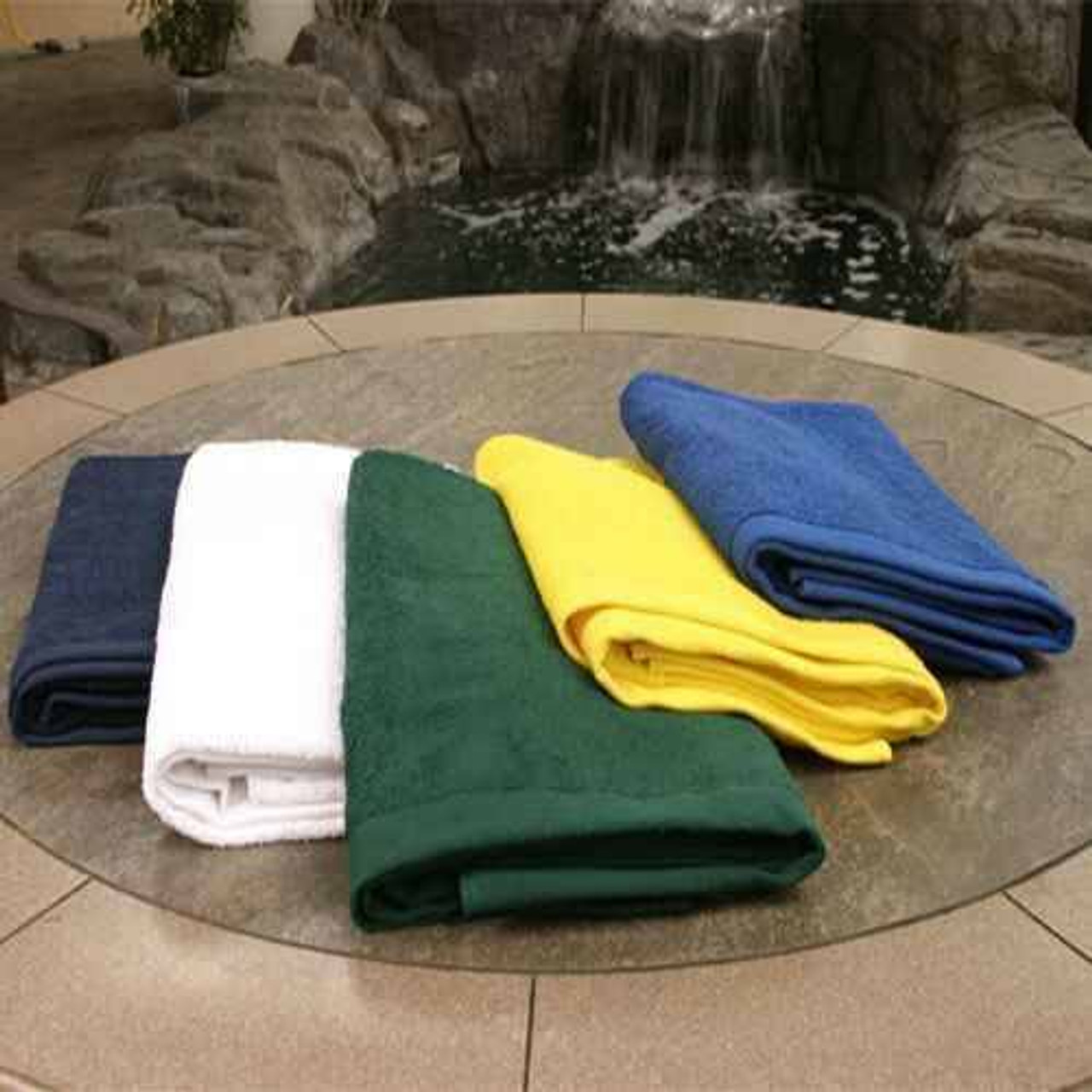 Ganesh Mills or Oxford Super Blend Ganesh Mills or Oxford Premium Pool Towels or Pack of 2 DZ