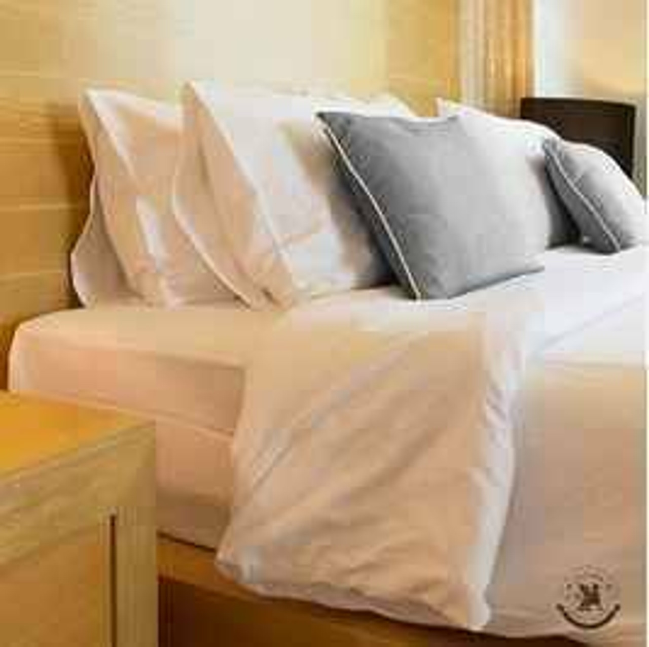 Oxford Super Blend by Ganesh Mills Ganesh Mills or Oxford Superblend T-180 Fitted Sheets or Pack of 1 DZ