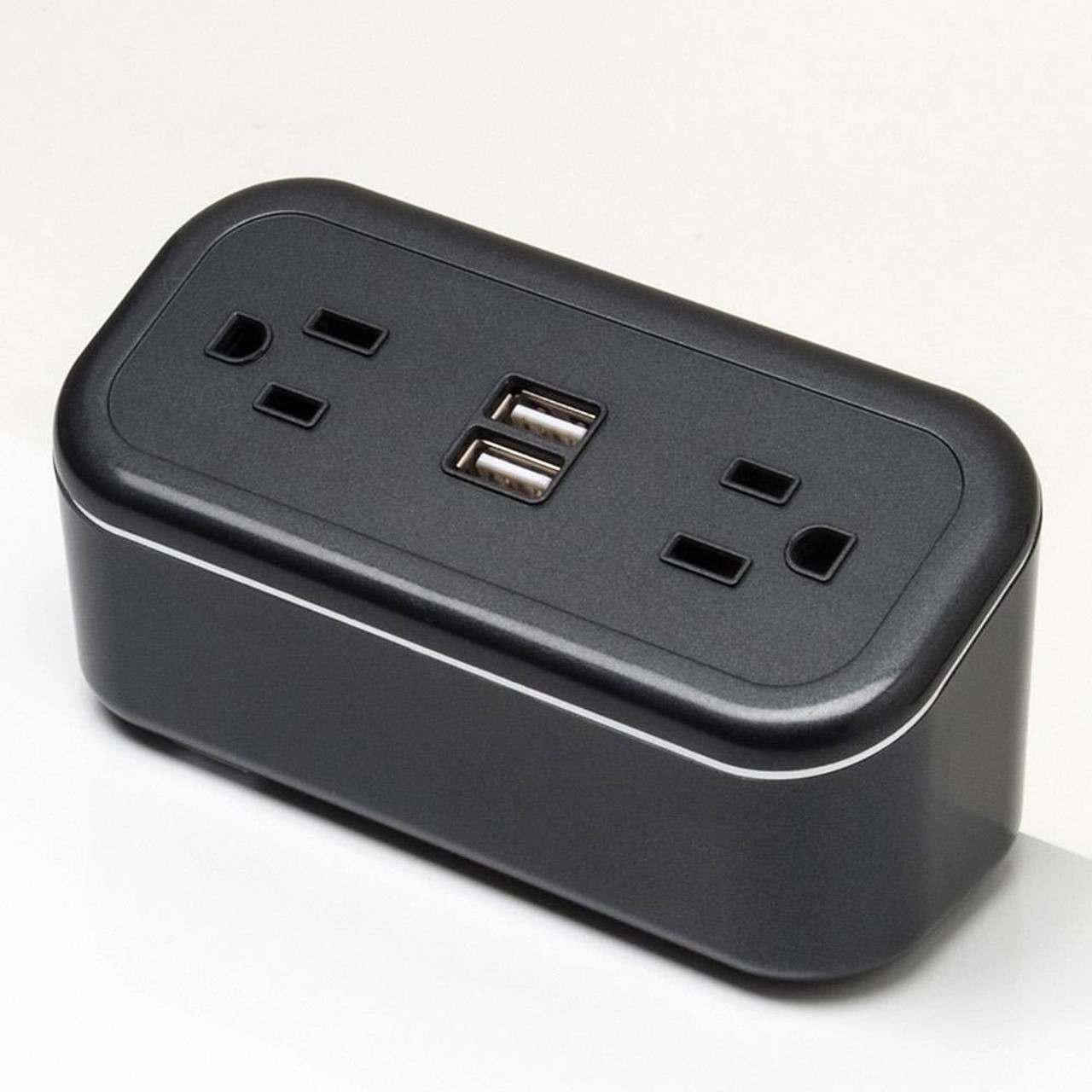 Brandstand BRANDSTAND CUBIEMINI 2 POWER OUTLETS 2 USB CHARGING PORTS