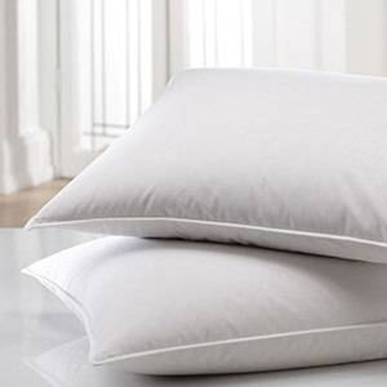 DownLite Bedding DownLite Pillows or Traditionalor 5-95 Duck Down and Feather