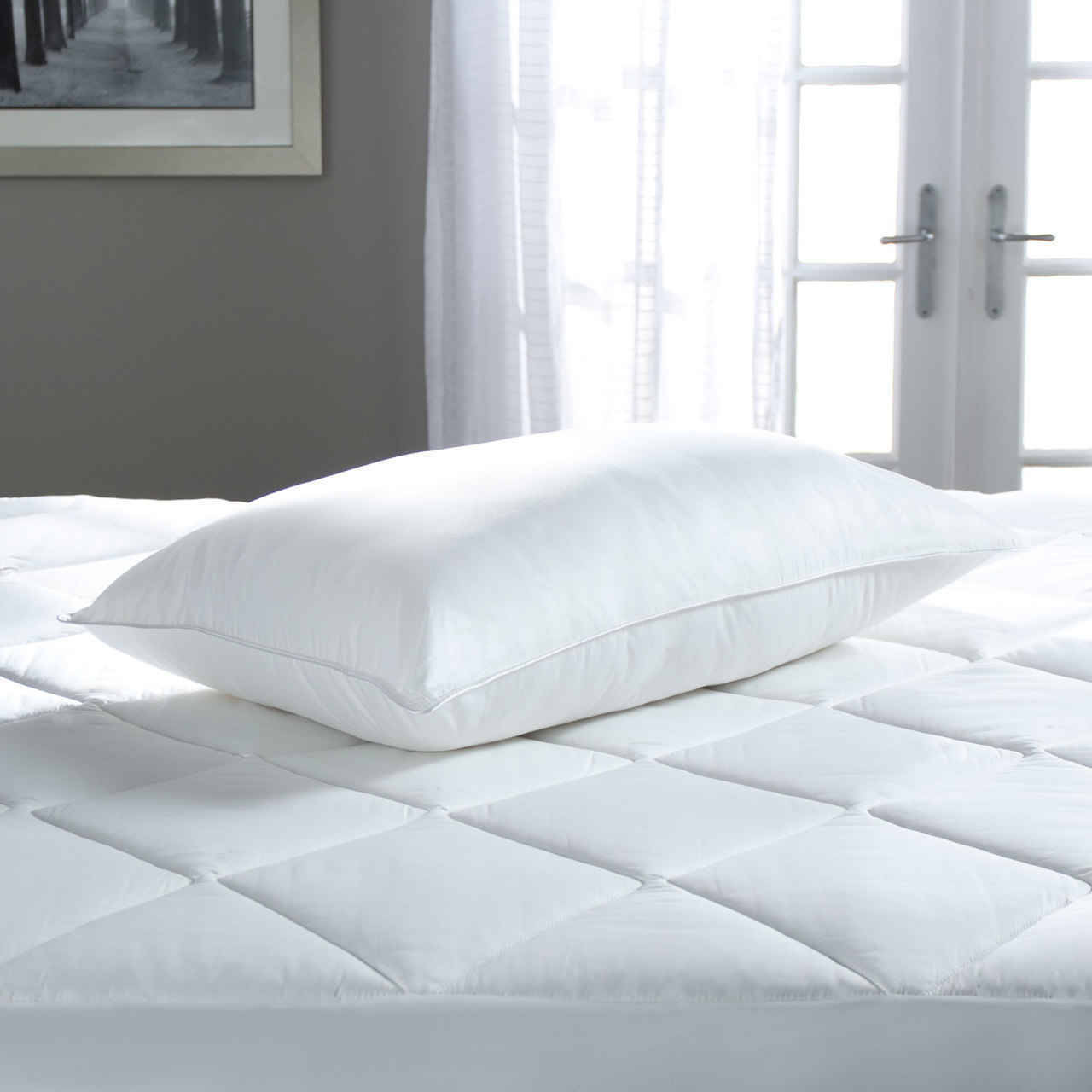 DownLite Bedding Down Alternative PillowsorPrimaLoft Luxury Collection