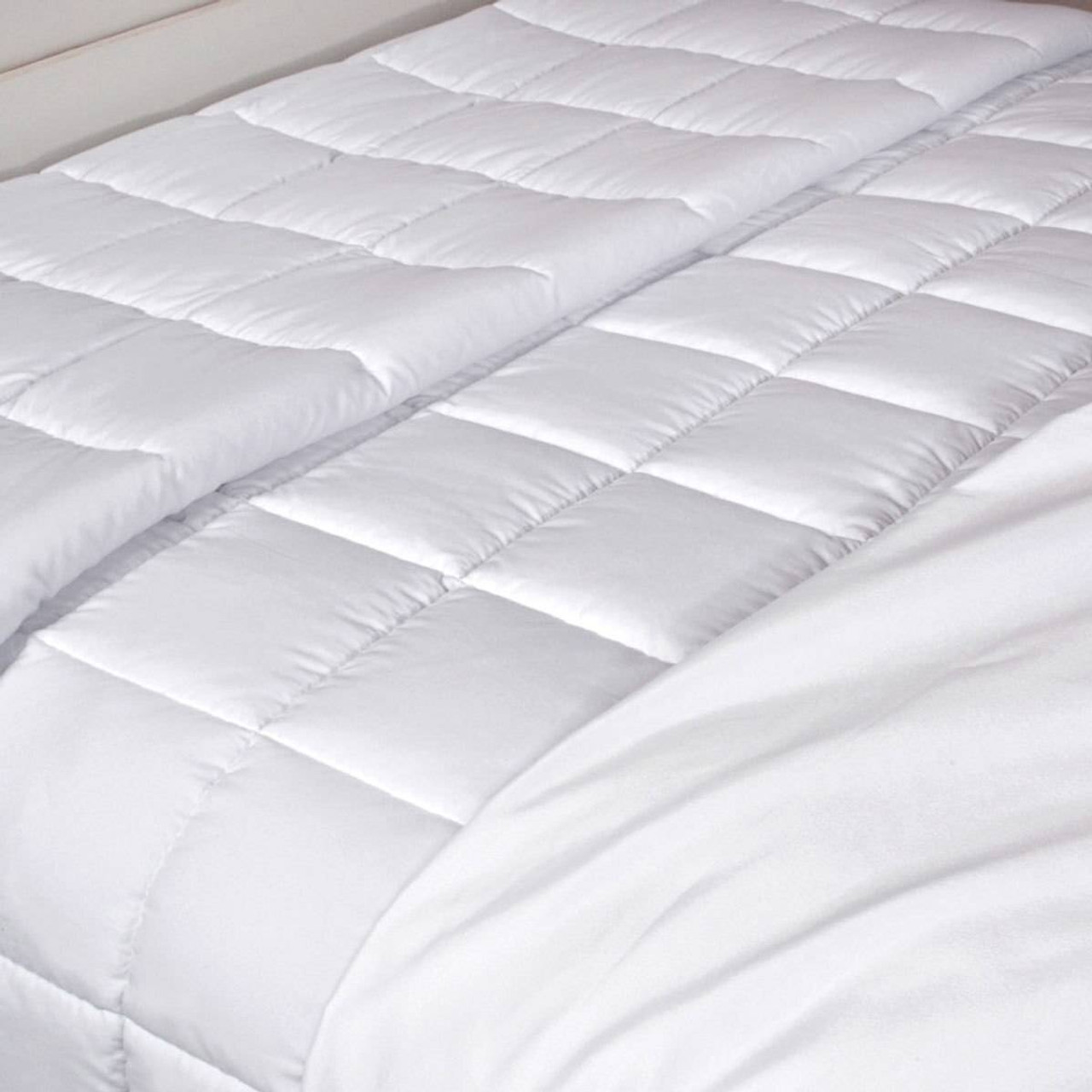 Berkshire Blankets BERKSHIRE or WHITE or EXTRA LONG or ECOLUXE COMFORTERS