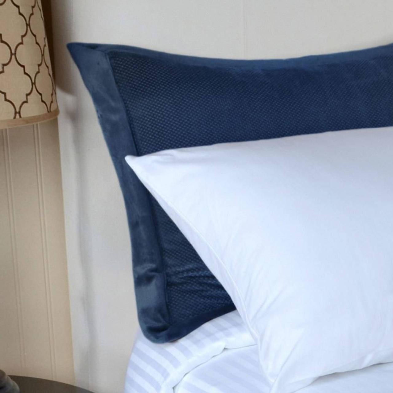 Berkshire Blankets BERKSHIRE or OPULENCE DOBBY MINK or PILLOW SHAM