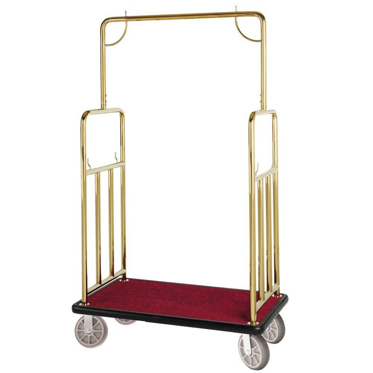HOSPITALITY 1 SOURCE BELLMANS CART or CLASSIC SERIES - ALL STYLES