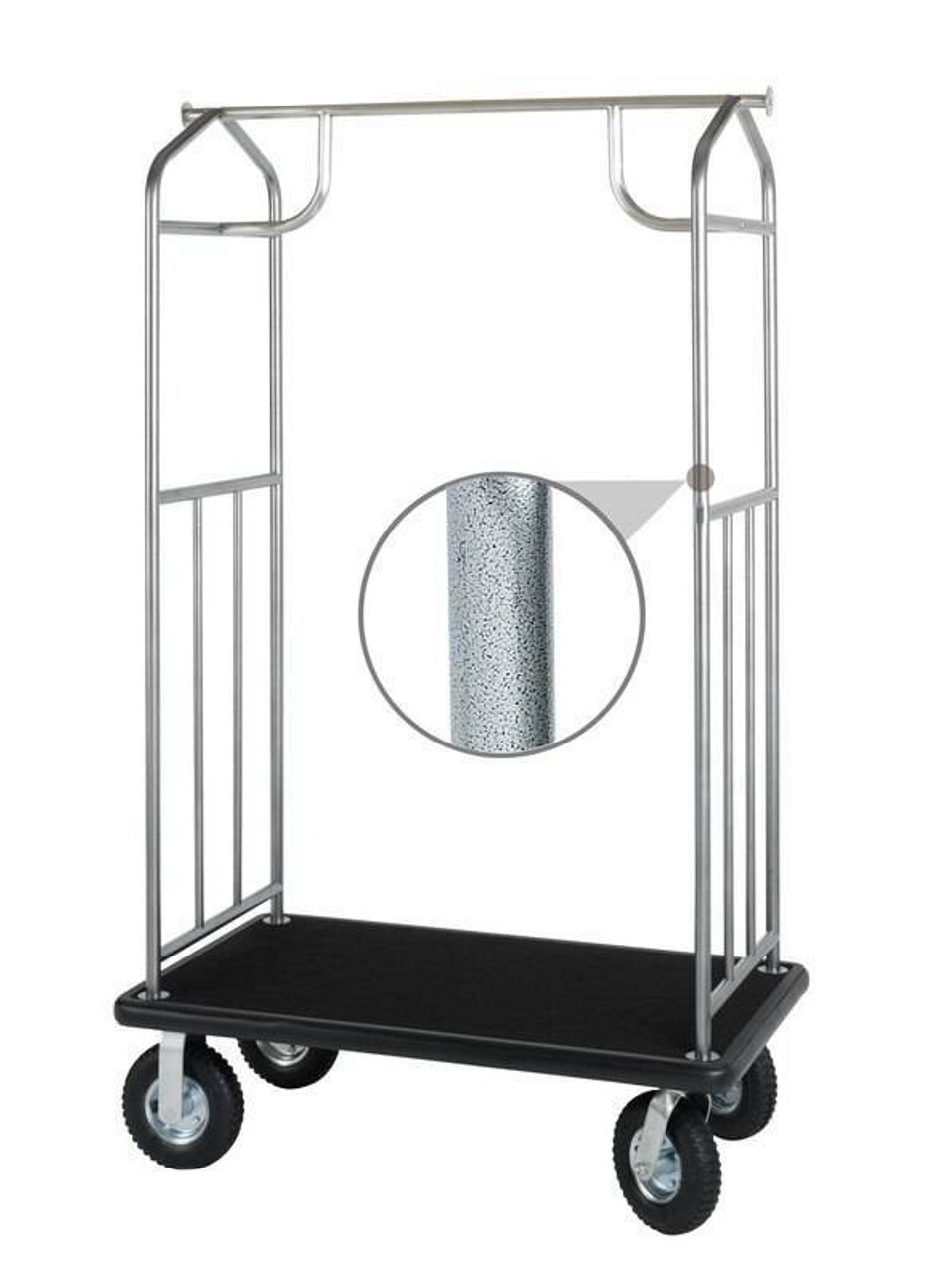 HOSPITALITY 1 SOURCE BELLMANS CART or TRANSPORTER - ALL STYLES